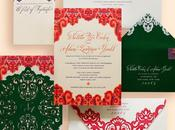 Brightly Colored Invite from Ceci York with Belluccia