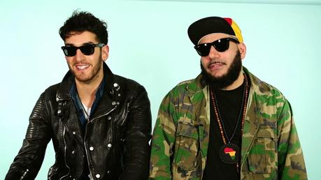 Chromeo and Ezra Koenig