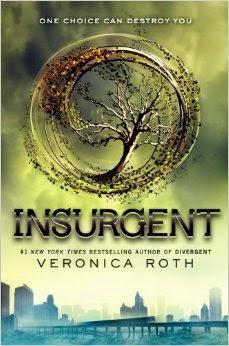 THAT IS THE SORT OF BRAVERY I MUST HAVE NOW: INSURGENT AND ALLEGIANT BY VERONICA ROTH