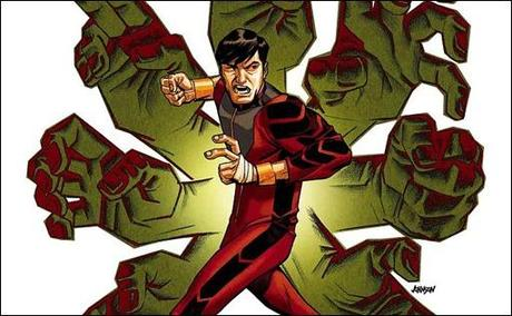 Deadly Hands of Kung-Fu #1