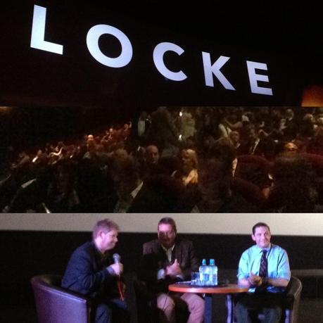 Locke, Hardy and the Birmingham Premiere