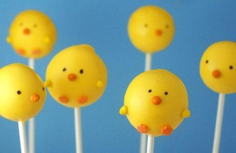 The World's Top 10 Best Ideas for Edible Easter Chicks