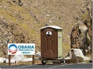 O presidential library