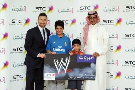 Wwe In Riyadh, Saudi Arabia