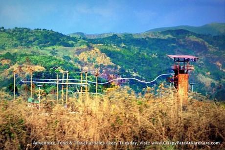 Kalongkong Hiker - Avatar One Zipline in Porac