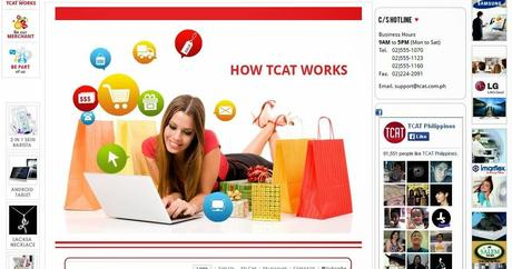 Tcat deals ph