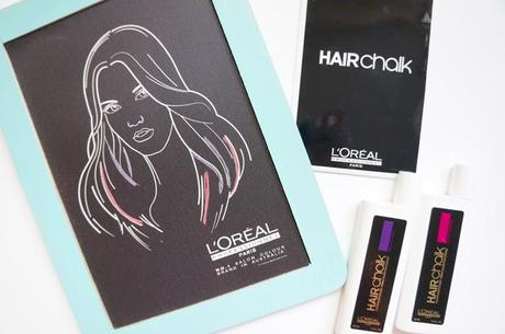 L'oreal Professionnel Hair Chalk Singapore L'oreal Professionnel Hair