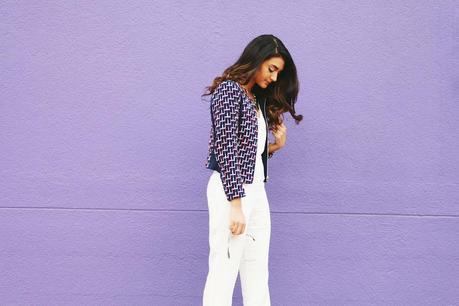 white jumpsuit, H&M, H&M Conscious Exclusive