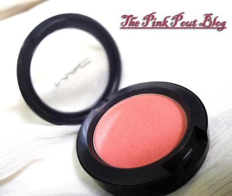 MAC Blush – Peachykeen - Paperblog