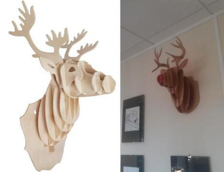 The World's Top 10 Most Unusual Wall Mounted Heads