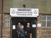 Matchday Somerset Park