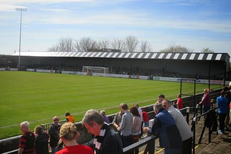 My Matchday - 394 Somerset Park