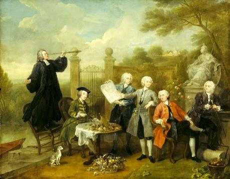 ROME -  HOGARTH, REYNOLDS, TURNER: BRITISH PAINTING AND THE RISE OF MODERNITY