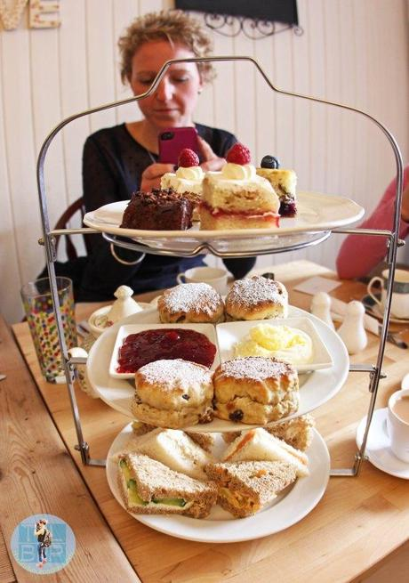 A New Forest Hen Do Weekend Afternoon Tea And Sen Spa