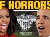 """Monster"" Michelle Obama Terrorizes White House Staff"