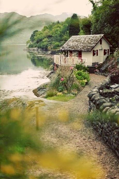 Gorgeous little cottages and escapes