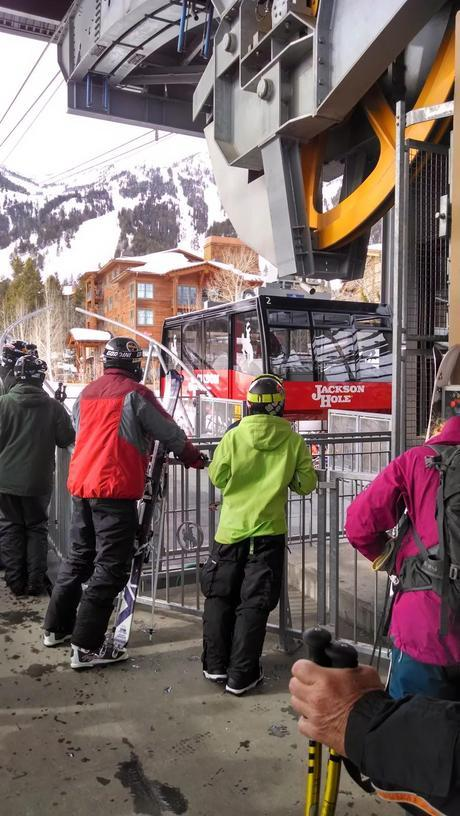 Jackson Hole Ski Trip, Part 2