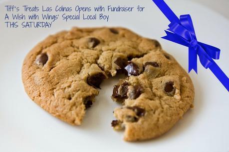 Sweet! Buy dozen Tiff's Treats for $4, Make a Dream Come True for Local Boy THIS SATURDAY