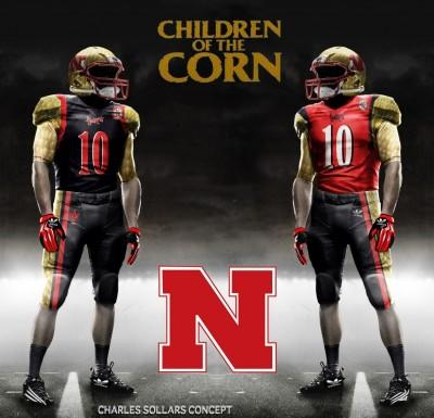 children of the corn 400x385 An Audacious Hand in Huskers Uniform Change Speaks Out
