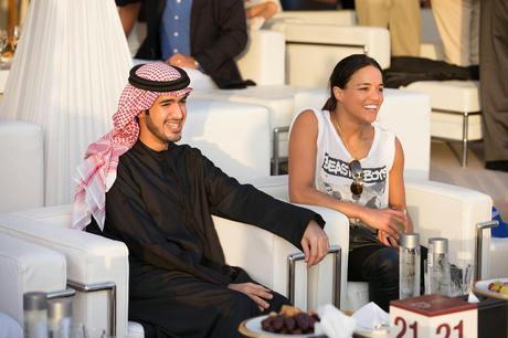Exclusive: Julius Baer Beach Polo Cup Dubai 2014