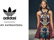 Fashion News: Mary Katrantzou Adidas