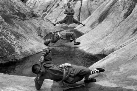 Inside the Life of a Shaolin Monk