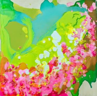 What I Love Wednesday: Saatchi and Abstract Art