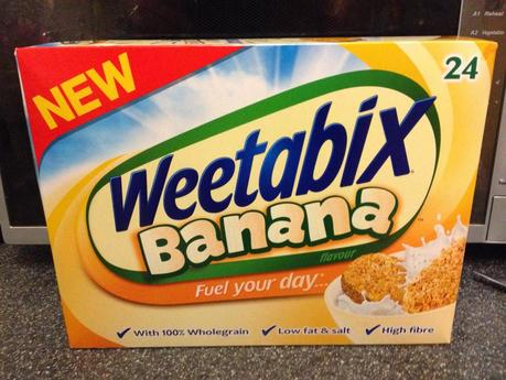Today's Review: Weetabix Banana