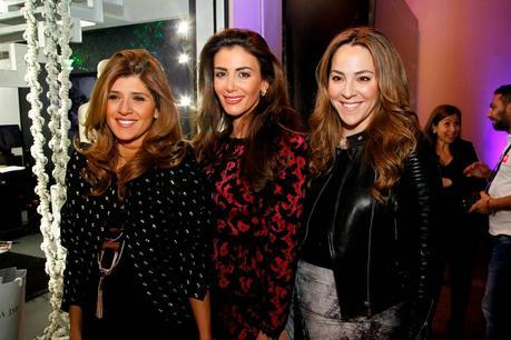 Exclusive: Dina JSR Boutique Opening Celebration
