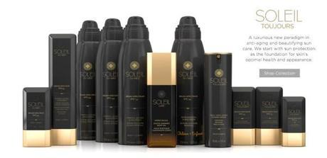 organic, soleil toujours, sunscreen, anti-aging, sun protection