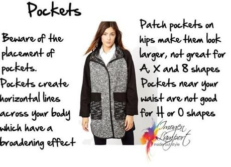pockets on coats
