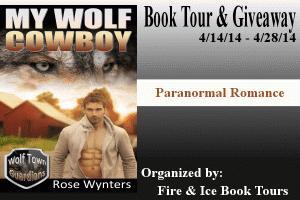 my wolf cowboy tour banner