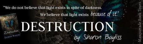 Destruction by Sharon Bayliss: Book Blast