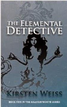 The Elemental Detective by Kirsten Weiss: Interview and Excerpt