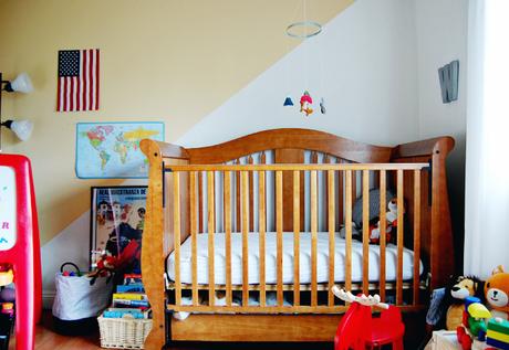 Luke And Wesley's Nursery Room
