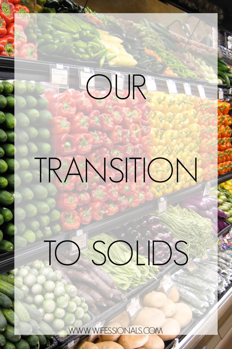 Our Transition To Solids