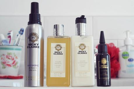 Haircare | Volume with Nicky Clarke