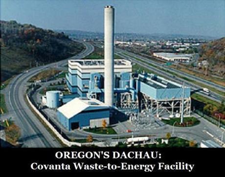 Covanta Waste-to-Energy Facility