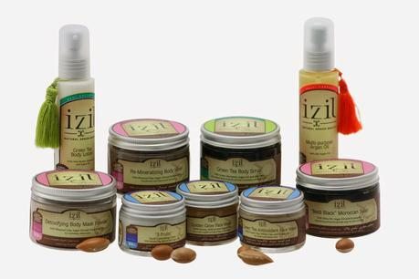 Beauty Flash: Izil Natural Argan Beauty Launches In The UAE