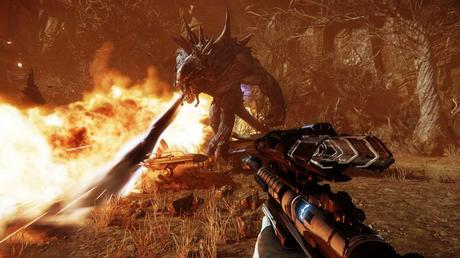 Evolve: new trailer shows 4v1 battle with commentary