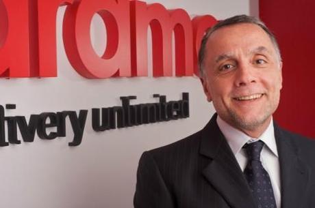 Jordanian entrepreneur and investor Fadi Ghandour. (Photo: 500 Startups)
