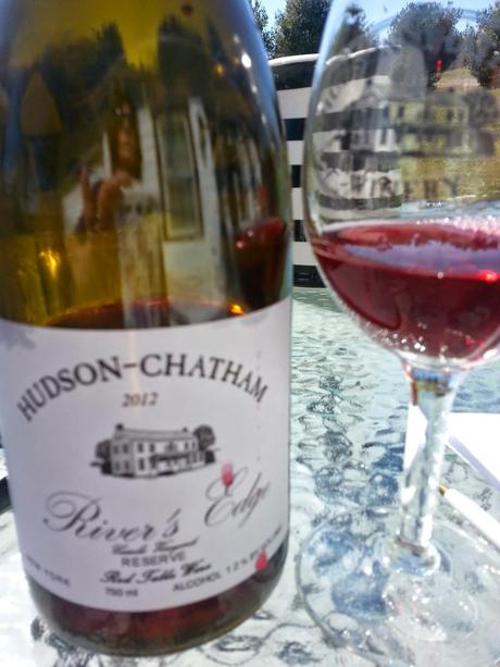 Hudson-Chatham Winery: 5 Baco Noirs and Growing
