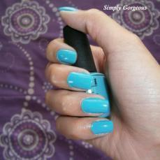 """Nail Of The Day: OPI Nail Lacquer In """"Can't Find My Czechbook"""""""