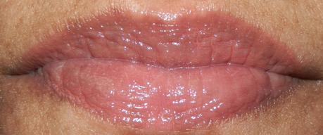Gosh Lip Balm Flirty Lips Swatches