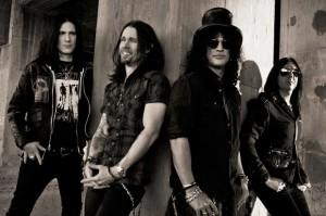 Slash The Conspiracy featuring Myles Kennedy