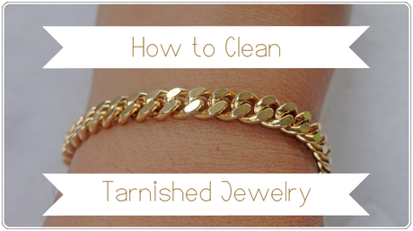 How To Clean Tarnished Jewelry