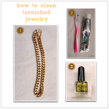 how to clean earrings how to clean tarnished jewelry paperblog 5897
