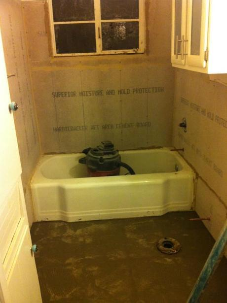 drywallbathroom