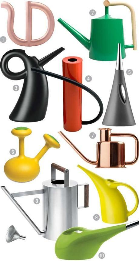 MY TOP 10: WATERING CANS
