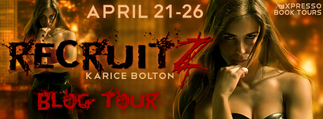 RecruitZ by Karice Bolton: Spotlight with Review